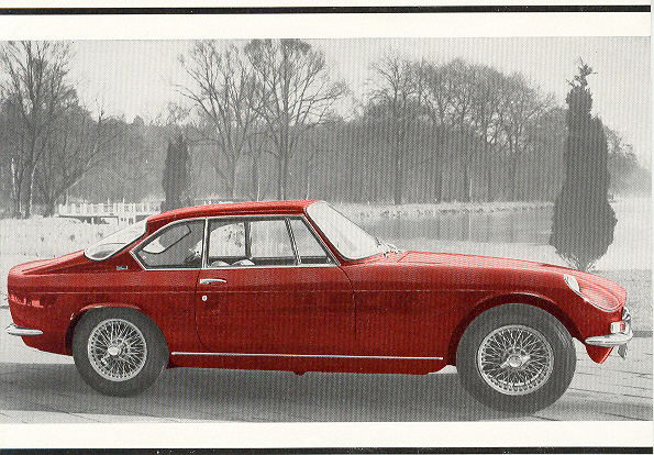 Jacques Coune folder on MGB Berlinette